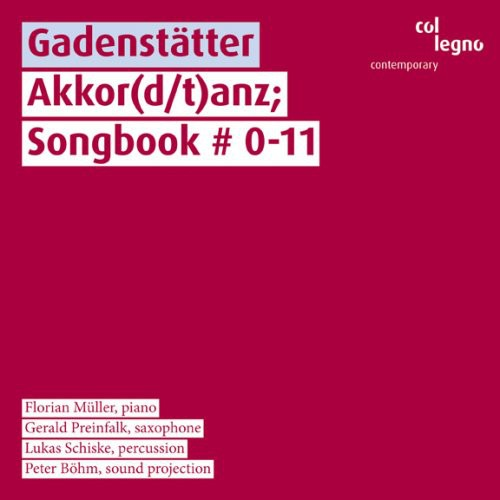 Akkor (D/ T) Ans Songbook 0-11