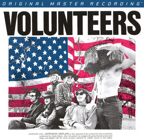 Jefferson Airplane - Volunteers [Limited Edition 180 Gram 2LP]