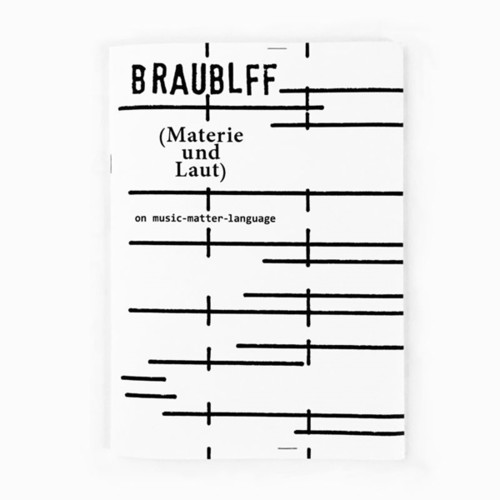 Braublff (Materie Und Laut) (Various Artists)