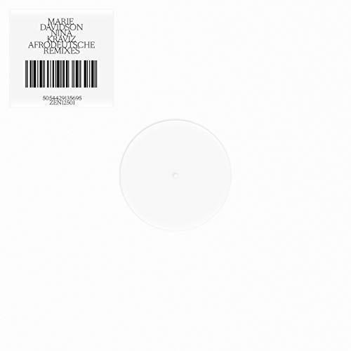 Marie Davidson - Nina Kraviz x Afrodeutsche Remixes [Vinyl Single]