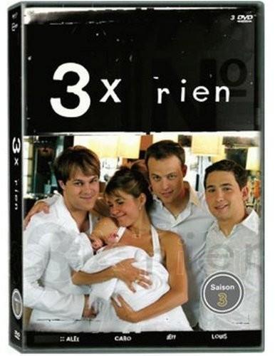 3 X Rien Saison 3: Coffret [Import]