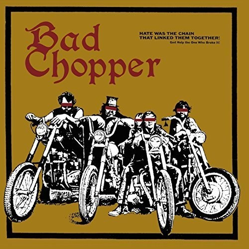 CJ Ramone - Bad Chopper