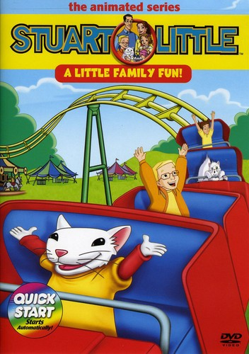 Stuart Little the Animated Series: A Little Family Fun