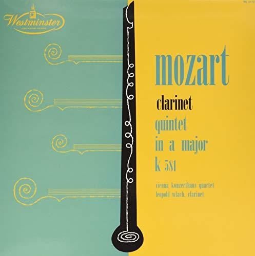 Mozart Clarinet Quintet In A Major