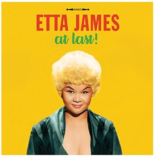 Etta James - At Last (Yellow Vinyl) [Colored Vinyl] [180 Gram] (Ylw) (Uk)