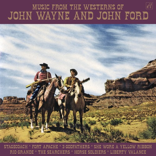 Music From The Westerns Of John Wayne & John Ford /  Various [Import]
