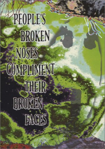 People's Broken Noses Compliment Their Broken Face