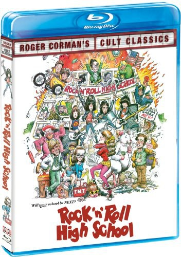 Rock 'N' Roll High School [Movie] - Rock 'N' Roll High School