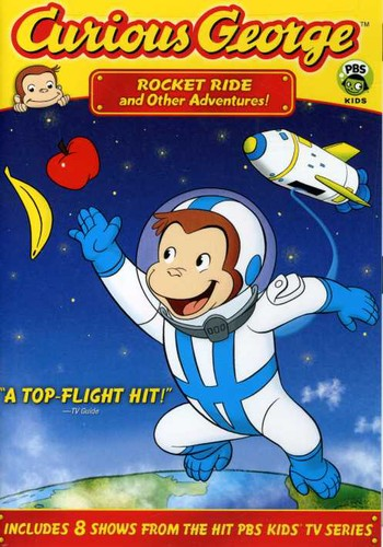 Curious George: Rocket Ride and Other Adventures!