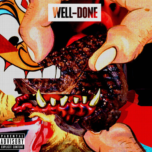 Statik Selektah & Action Bronson - Well Done [Orange/White Swirl LP]