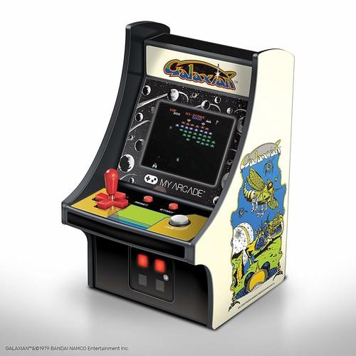 My Arcade Dgunl3223 Galaxian Miro Player Retro Arc - My Arcade Galaxian Miro Player