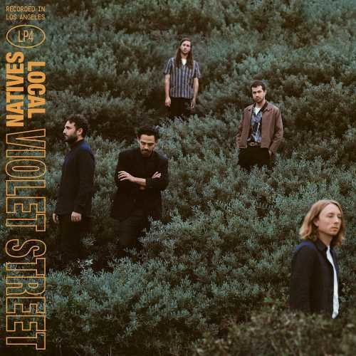 Local Natives - Violet Street [LP]