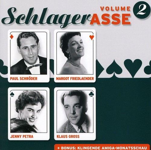 Schlager-Asse 2: Friedlaender /  Petra /  Various [Import]