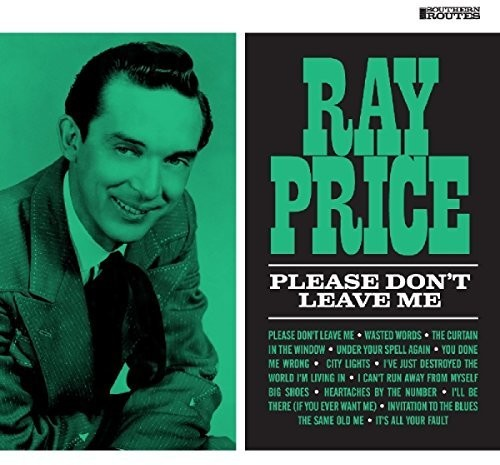 Ray Price - Please Don't Leave [Digipak]