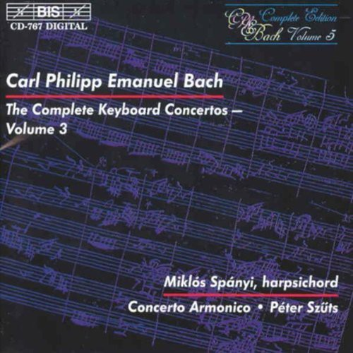 Complete Keyboard Concerti III