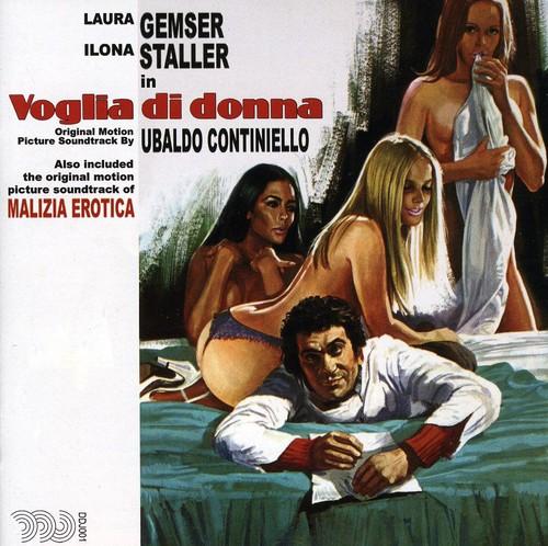 Voglia Di Donna (Desire of a Woman) (Original Motion Picture Soundtrack) [Import]