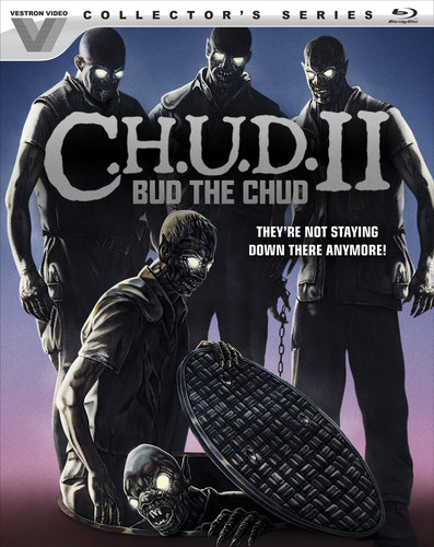 C.H.U.D II: Bud the Chud (Vestron Video Collector's Series)