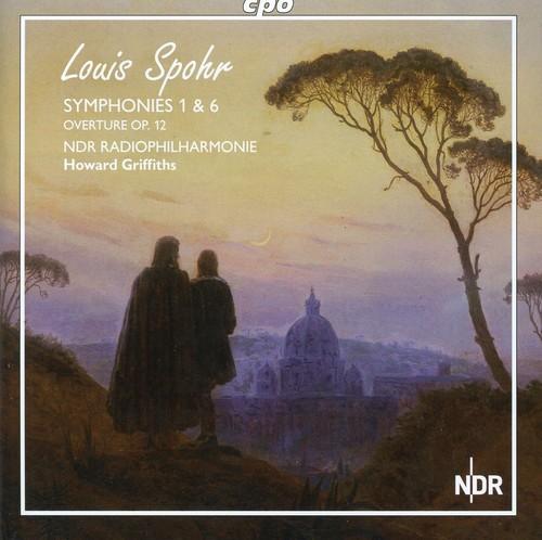 Spohr: Symphonies 1 & 6: 3