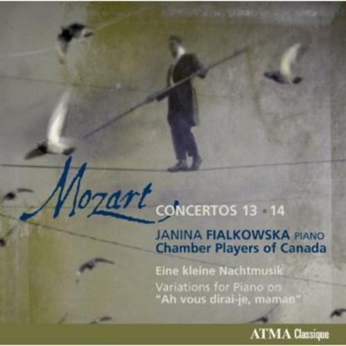 Concertos 13 & 14