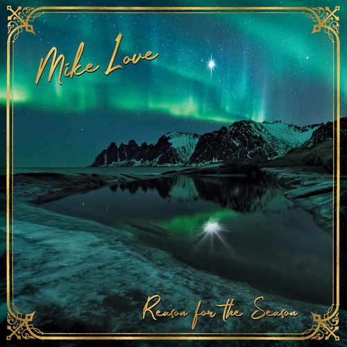 Mike Love - Reason For The Season [Clear with Red & Green Splatter LP]