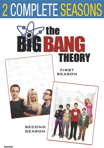 The Big Bang Theory [TV Series] - The Big Bang Theory: Season 1 & 2