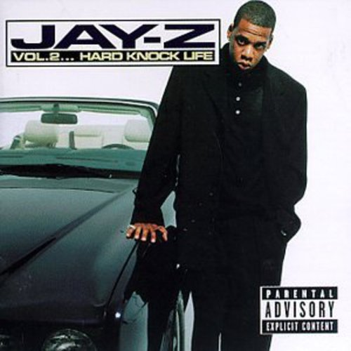 Jay-Z-Volume 2: Hard Knock Life