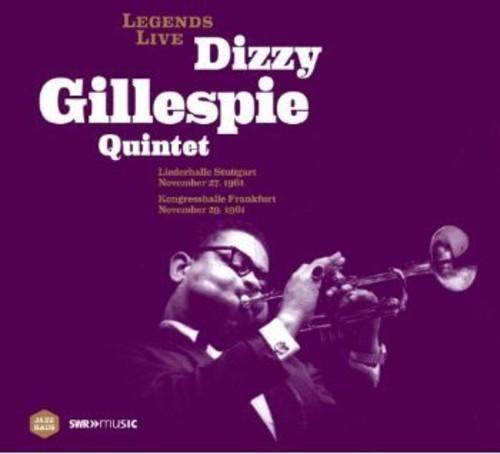 Legends Live: Dizzy Gillespie Quintet