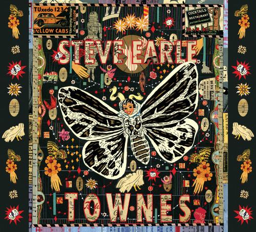 Steve Earle - Townes [180 Gram]