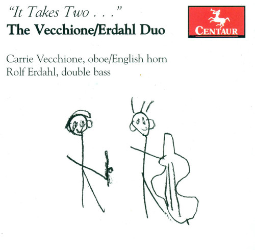 Vecchione/Erdahl Duo - Vignettes from Miraculous Journey of Edward Tulane