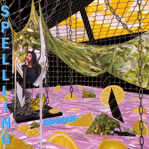 SPELLLING - Hard To Please [Vinyl Single]