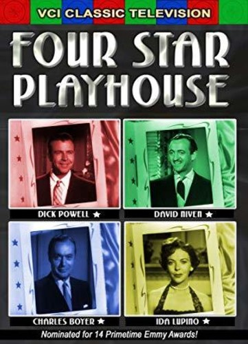 Four Star Playhouse: Classic TV Series 1 - Four Star Playhouse: VCI Classic Television