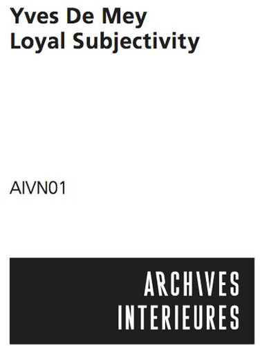 Loyal Subjectivity