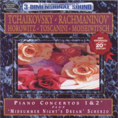 Tchaikovsky & Rachmaninoff: Piano 1 & 2 /  Various