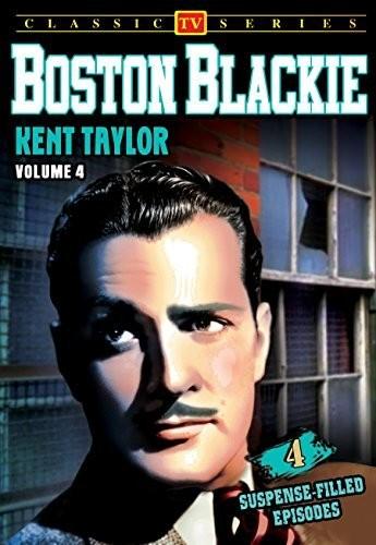 Boston Blackie: Volume 4