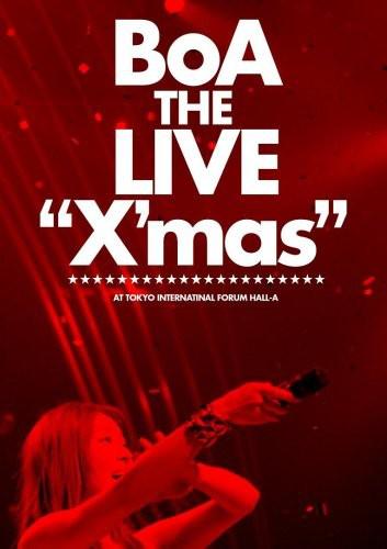 Boa the Live X'mas [Import]
