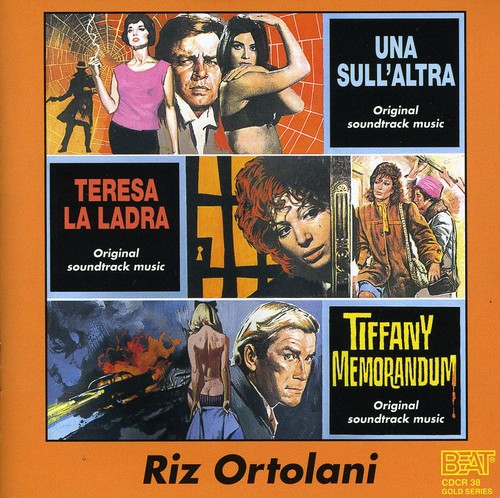 Una Sull'Altra (One on Top of the Other) /  Teresa la Ladra (Teresa the Thief) /  Tiffany Memorandum (Original Soundtrack) [Import]
