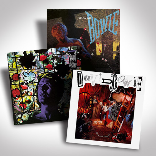 David Bowie Vinyl Bundle