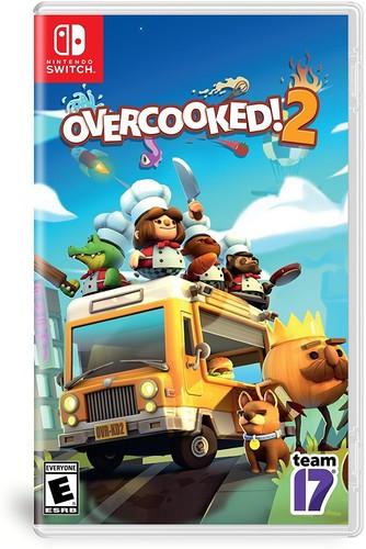 - Overcooked! 2