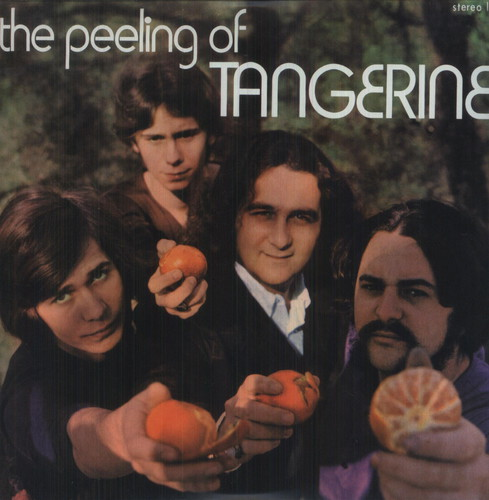 The Peeling Of Tangerine