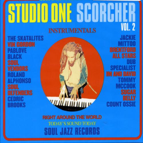 Studio One Scorcher, Vol. 2
