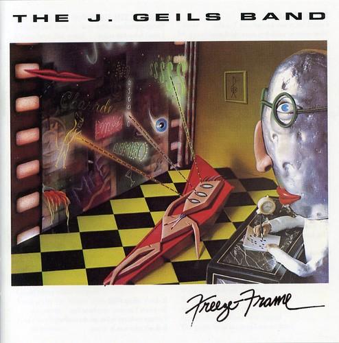 J Geils Band-Freeze Frame