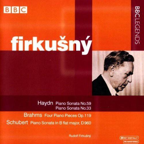 Haydn Piano Sonatos 59 & 33