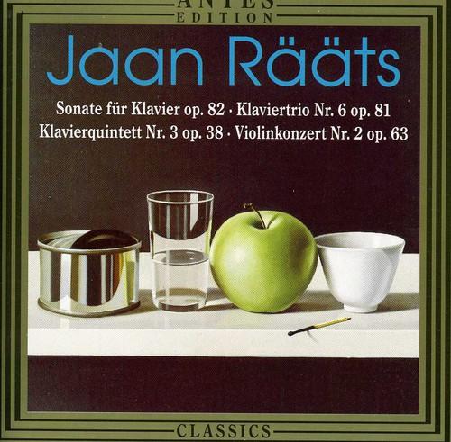 Sonata for Piano Op 82 /  Piano Trio 6 Op 81