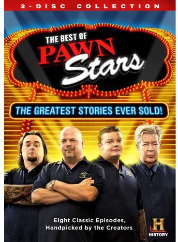 The Best of Pawn Stars: The Greatest Stories Ever Sold!