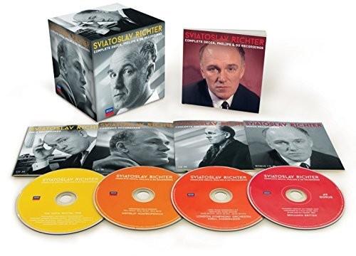 Complete Decca Philips & DG Recordings