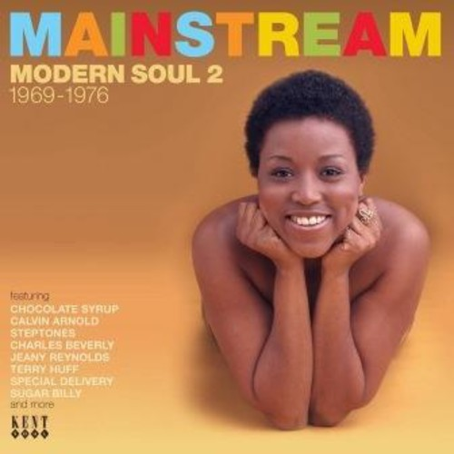 Mainstream Modern Soul 1969-1976 / Various Uk - Mainstream Modern Soul: 1969-1976 / Various (Uk)