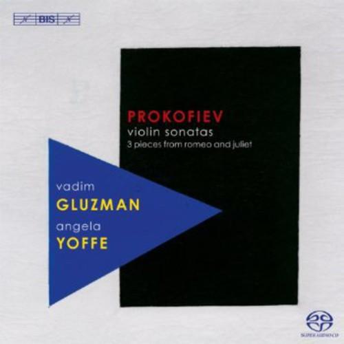 Violin Sonatas /  3 Pieces from Romeo & Juliet