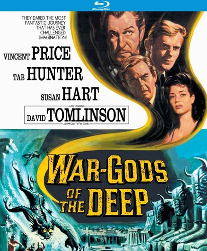 - War-Gods Of The Deep / (Rmst Dhd)