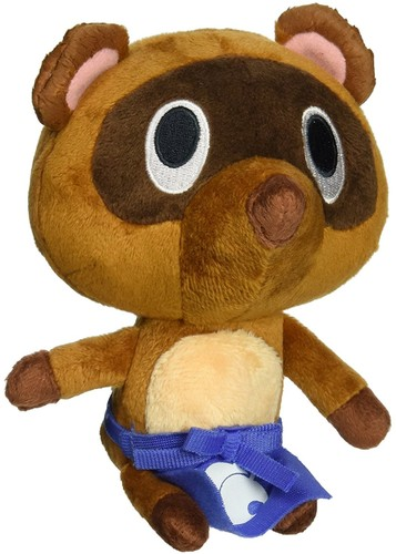 "- Little Buddy Animal Crossing Timmy Store 5"" Plush"