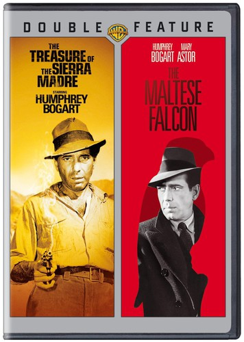 The Treasure of the Sierra Madre /  The Maltese Falcon